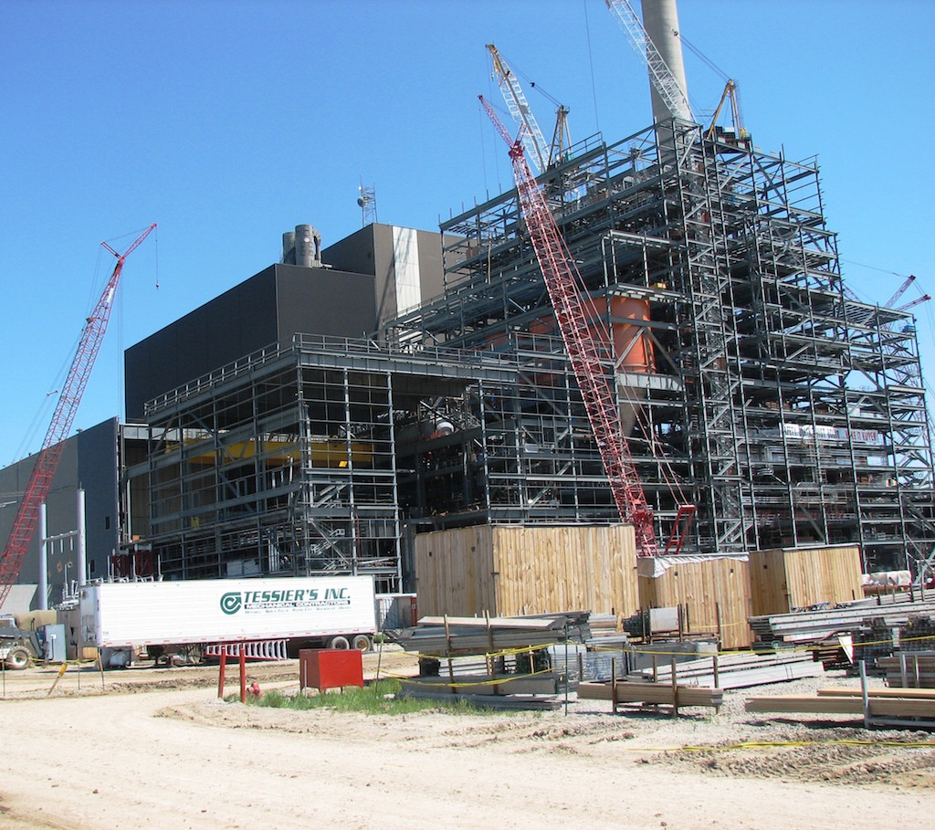Nebraska City Power Plant Project Tessier S Inc